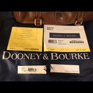 Dooney & Bourke Florentine Satchel